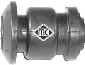 Metalcaucho 05345 - Подвеска, рычаг независимой подвески колеса autodnr.net