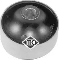 Metalcaucho 05346 - Подвеска, рычаг независимой подвески колеса autodnr.net