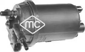 Metalcaucho 05393 - Топливный фильтр car-mod.com