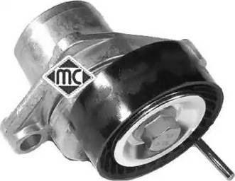 Metalcaucho 05453 - Натяжитель ремня, клиновой зубча autodnr.net