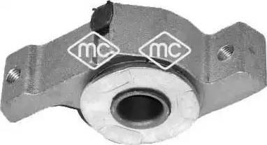 Metalcaucho 05553 - Подвеска, рычаг независимой подвески колеса autodnr.net