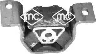 Metalcaucho 05615 - Подвеска, двигатель autodnr.net