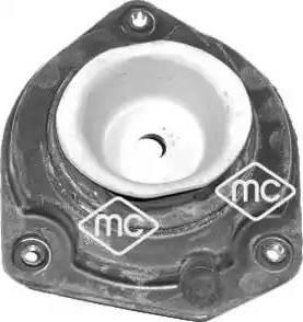 Metalcaucho 05741 - Опора стійки амортизатора, подушка autocars.com.ua