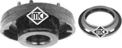 Metalcaucho 05751 - Ремкомплект, опора стойки амортизатора autodnr.net