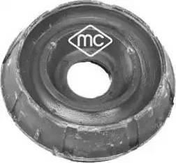 Metalcaucho 05754 - Опора стойки амортизатора autodnr.net