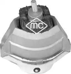 Metalcaucho 05767 - Подушка, підвіска двигуна autocars.com.ua
