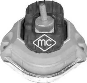 Metalcaucho 05768 - Подушка, підвіска двигуна autocars.com.ua
