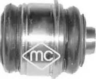 Metalcaucho 05832 - Сайлентблок, важеля підвіски колеса autocars.com.ua