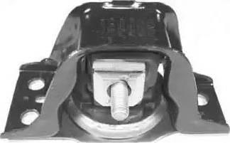 Metalcaucho 05979 - Подвеска, двигатель autodnr.net
