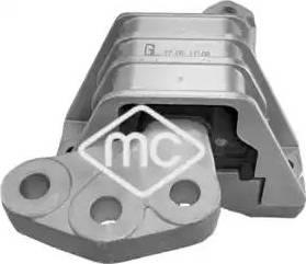 Metalcaucho 06042 - Подвеска, двигатель autodnr.net