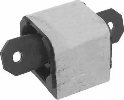 Metalcaucho 06091 - Подвеска, ступенчатая коробка передач autodnr.net