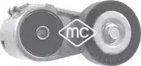 Metalcaucho 06106 - Натяжитель ремня, клиновой зубча autodnr.net