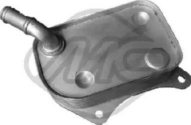 Metalcaucho 06332 - Масляный радиатор, двигательное масло autodnr.net