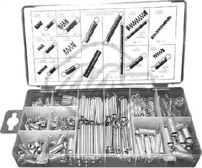 Metalcaucho 06741 - Комплект деталей, технический осмотр autodnr.net