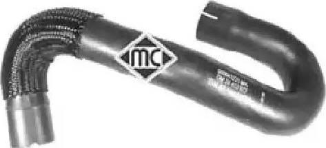 Metalcaucho 08973 - Шланг радиатора autodnr.net