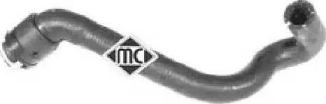 Metalcaucho 08984 - Шланг, теплообменник - отопление autodnr.net