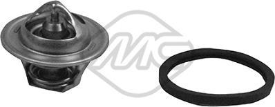 Metalcaucho 30205 - Термостат, охлаждающая жидкость autodnr.net