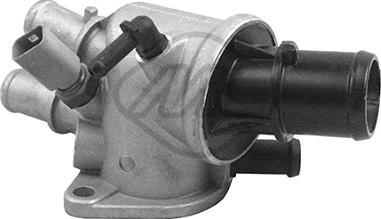 Metalcaucho 30215 - Фланец охлаждающей жидкости autodnr.net