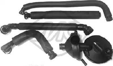 Metalcaucho 35100 - Клапан, отвода воздуха из картера autodnr.net