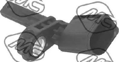 Metalcaucho 50110 - Датчик ABS, частота вращения колеса autodnr.net