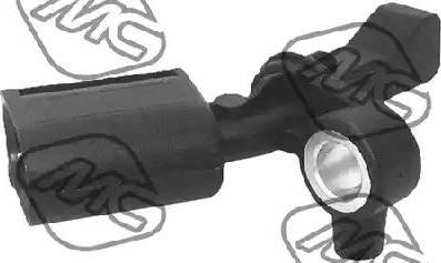 Metalcaucho 50115 - Датчик ABS, частота вращения колеса autodnr.net
