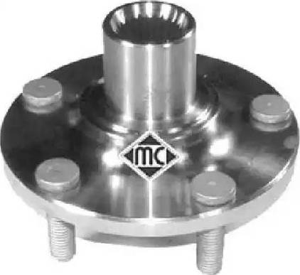 Metalcaucho 90104 - Маточина колеса autocars.com.ua