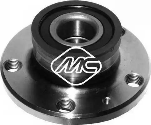 Metalcaucho 90503 - Ступица колеса autodnr.net