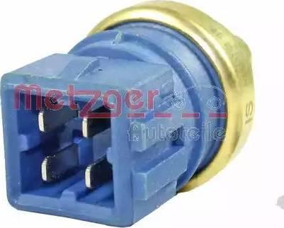 Metzger 0905017 - Датчик, температура охлаждающей жидкости car-mod.com