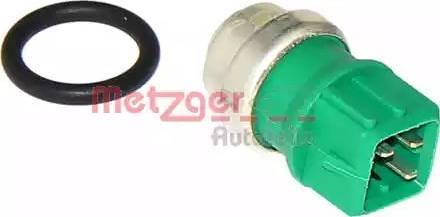 Metzger 0905236 - Датчик, температура охлаждающей жидкости car-mod.com