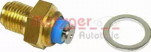 Metzger 0905412 - Датчик, температура масла car-mod.com