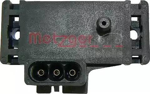Metzger 0906037 - Датчик, давление во впускной трубе car-mod.com