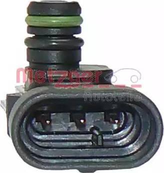 Metzger 0906045 - Датчик, давление во впускной трубе avtokuzovplus.com.ua