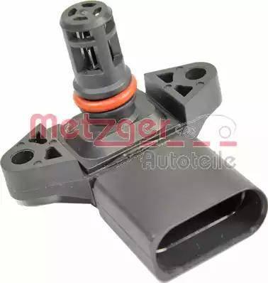 Metzger 0906050 - Датчик, давление во впускной трубе car-mod.com