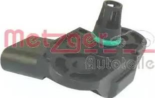 Metzger 0906099 - Датчик давления, усилитель тормозной системы car-mod.com
