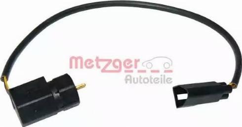 Metzger 0909036 - Датчик скорости, спидометра avtokuzovplus.com.ua