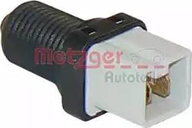 Metzger 0911004 - Выключатель фонаря сигнала торможения avtokuzovplus.com.ua
