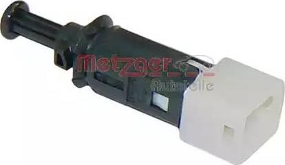 Metzger 0911012 - Выключатель фонаря сигнала торможения avtokuzovplus.com.ua