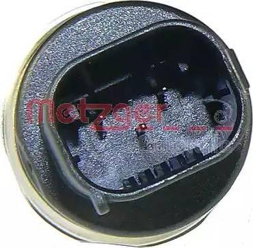 Metzger 0911101 - Кнопочный выключатель, тормозн. гидравлика car-mod.com