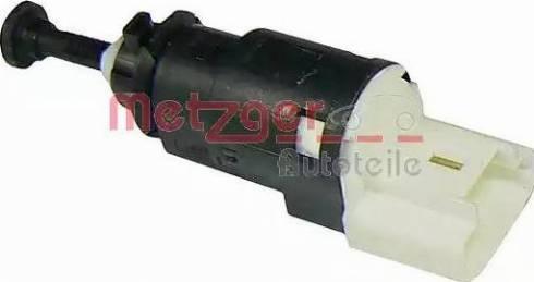 Metzger 0911102 - Выключатель фонаря сигнала торможения car-mod.com