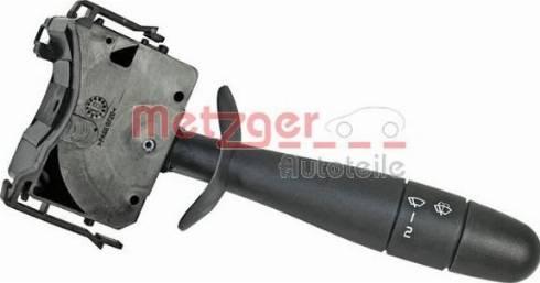 Metzger 0916439 - Переключатель стеклоочистителя car-mod.com
