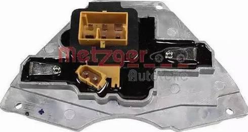 Metzger 0917022 - Блок управления, отопление / вентиляция car-mod.com