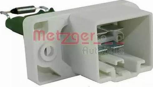 Metzger 0917029 - Сопротивление, вентилятор салона autodnr.net