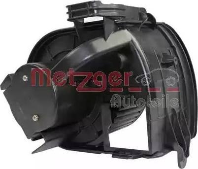 Metzger 0917069 - Вентилятор салона car-mod.com
