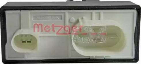 Metzger 0917170 - Блок управления, эл. вентилятор (охлаждение двигателя) avtokuzovplus.com.ua