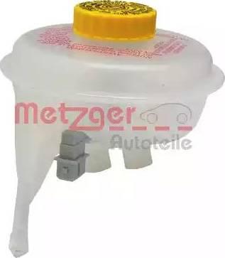 Metzger 2140032 - Компенсационный бак, тормозная жидкость car-mod.com