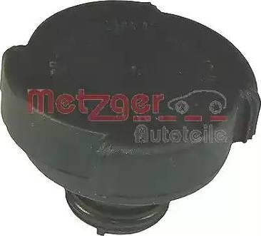 Metzger 2140046 - Кришка, резервуар охолоджуючої рідини autocars.com.ua