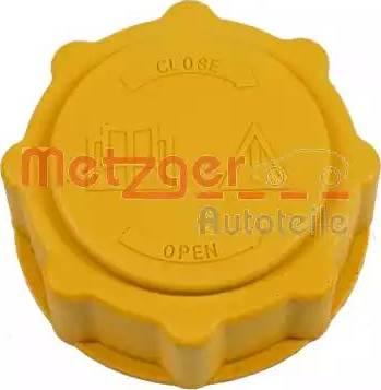 Metzger 2140084 - Крышка, резервуар охлаждающей жидкости autodnr.net