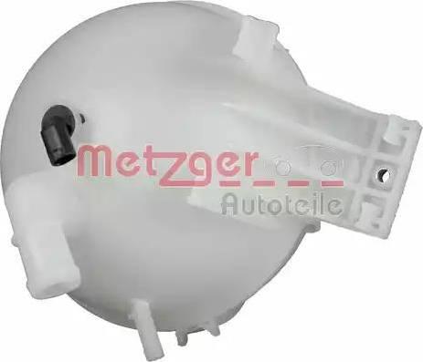 Metzger 2140116 - Компенсационный бак, охлаждающая жидкость autodnr.net