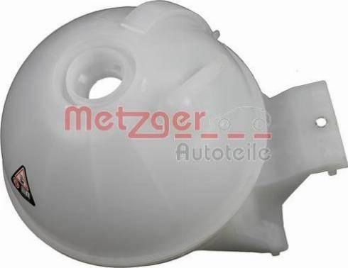 Metzger 2140242 - Компенсационный бак, охлаждающая жидкость autodnr.net