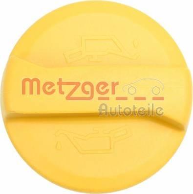 Metzger 2141001 - Крышка, заливная горловина car-mod.com